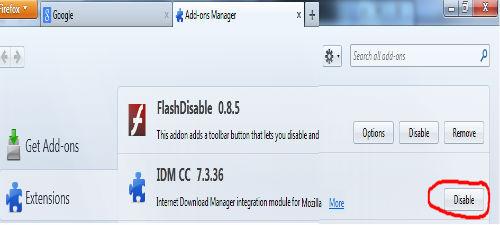 disable idm firefox آموزش فعال و غیر فعال کردن IDM در فایرفاکس