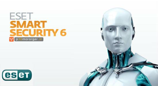 eset smart security 6 انتشار یک آپدیت جدید برای ESET Smart Security 6