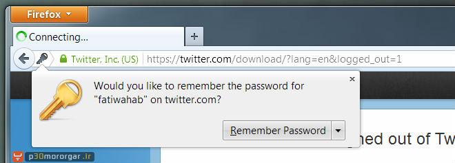 Firefox-remember-password