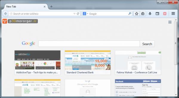 New-Tab-Mozilla-Firefox