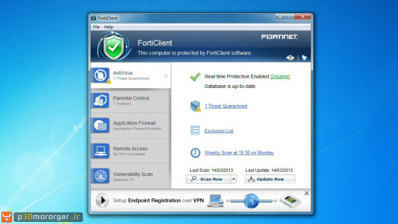 antivirus-fortinet