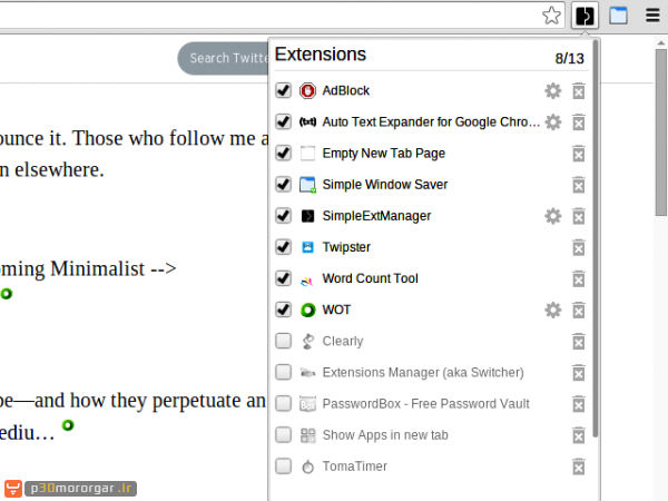 simple-ext-manager-chrome-extension