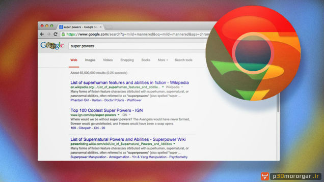 Chrome-Address-Bar