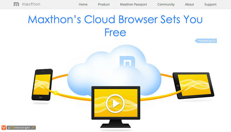 Maxthon-Browser