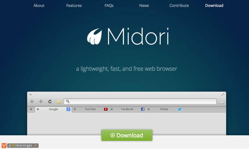 Midori-Browser