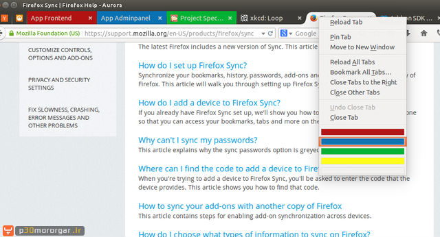 Best-firefox-add-ons-2014-tab-colors