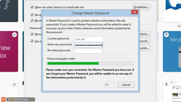 Firefox-Master-Password