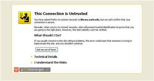 firefox-certificate-error