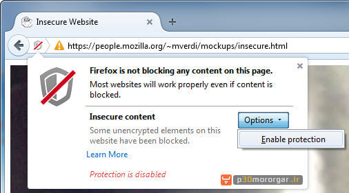 Enable-protection-Firefox