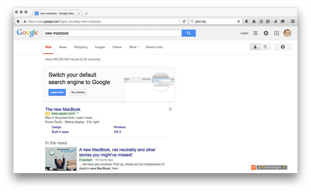 default-search-google