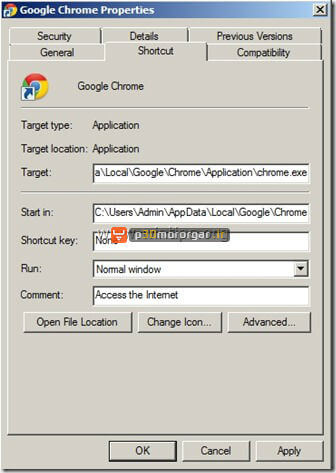 step5-fix-google-chrome-blank-page-problem