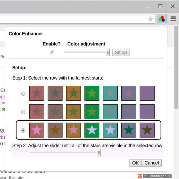 google-color-enhancer
