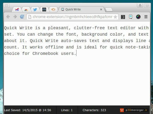 quick-write