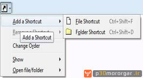 File-and-Folder-Shortcuts