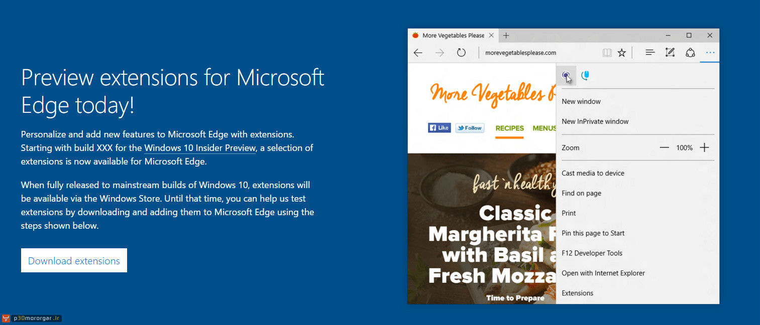 ms-edge-extension-website