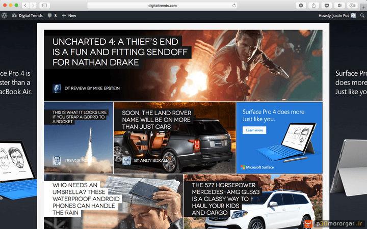 browsers comparison-safari
